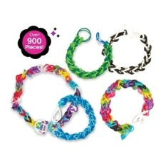 Shimmer n Sparkle Cra-Z-Loom Neon Glow Band Refill - intl