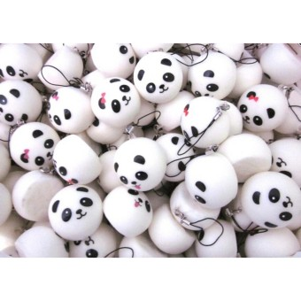 Squishy Bakpao : Info Harga Squishy Mini Panda Bun in White Color 5cm Squishy Bakpao Mini Panda Soft Cute - 1Pcs ...