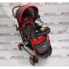 Stroller Pliko Grande 268 (Original).