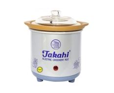Takahi Slow Cooker 0.7 L - Biru