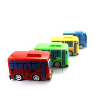 Tayo Mainan Edukasi 5 Bus Character - 3