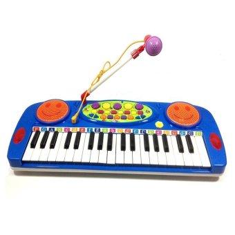 Tomindo Electronic Organ - Biru
