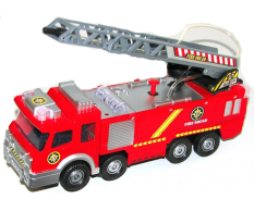 Tomindo Fire Engine Car - Mobil Pemadam Kebakaran SY732
