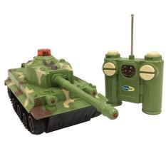 Toylogy Mainan Remote Control RC Tank Battle - Radio Control