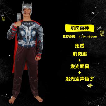 Beli Transformer Hari Natal Dewasa Laki-laki Spider-Man Baju Ketat Murah b6ff1803af