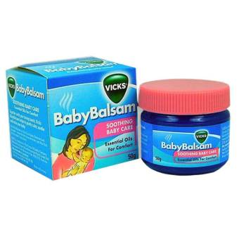 Harga Vicks Baby Balsam Soothing Baby Care