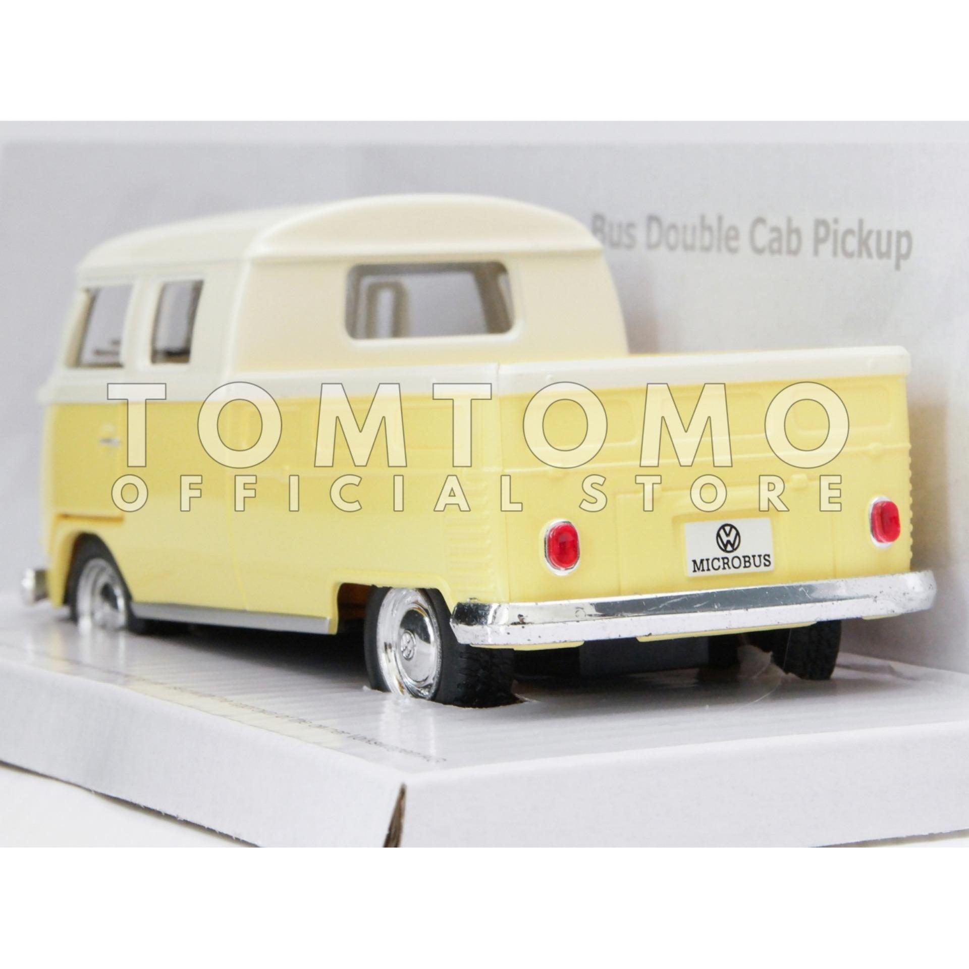Harga Penawaran Vw Bus Kombi Pickup Pastel 63 Volkswagen Diecast