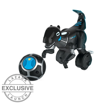 WowWee Miposaur The Future of Prehistoric - Black