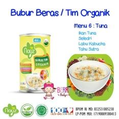 YooBerry Nayz Bubur Beras Tim Bayi Organik Halal Menu 6 Tuna