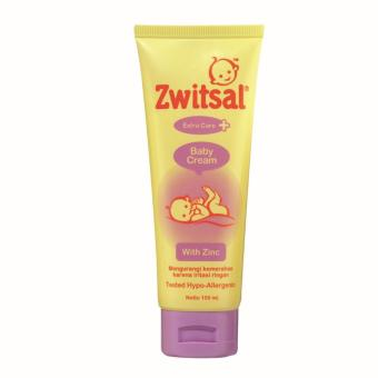 Zwitsal Baby Cream with Zinc 100ml - ZBB032