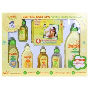 Zwitsal Baby Spa Gift Box