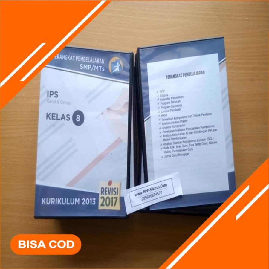 Bank Soal Ips Smp Kelas 8 Kurikulum 2013 Revisi 2017 ...
