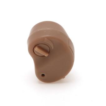 1 buah New Mini ITE alat bantu dengar Digital alat bantu penguatsuara pribadi K-80 - 5