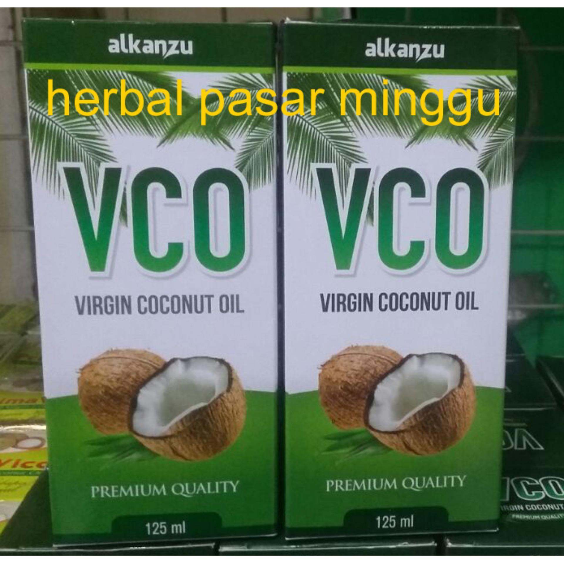 Price Checker 2 Botol Vco Virgin Coconut Oil 1 Isi 125 Ml