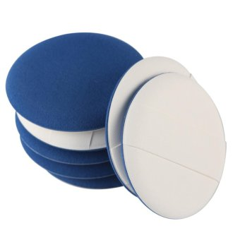 7pcs Air Cushion Puff BB Cream Applicator Sponge Facial Makeup Tool(Blue + Skin) - intl - 5