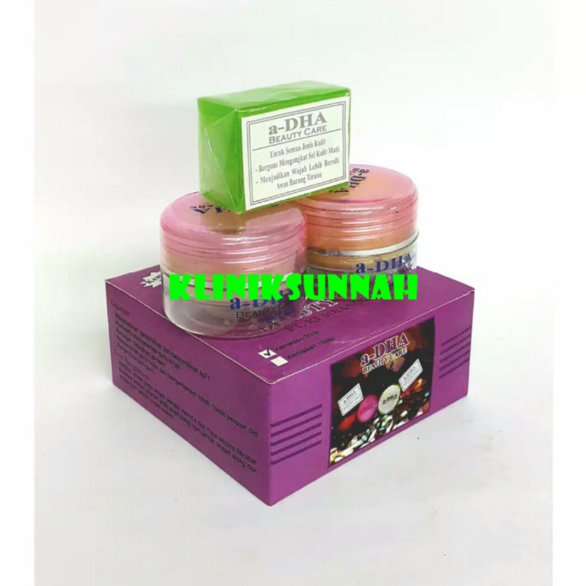 ... 40 Tahun 2paket Hiaju Source · a DHA Paket Cream Pemutih Wajah Kemasan Baru Pink Untuk