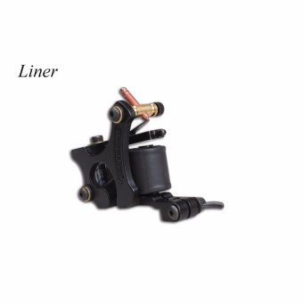 Dragonhawk New Style Coil Tattoo Machine Liner Gun Cool Design Source A pair of beginner tattoo
