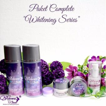 Adeeva Skin Care Whitening Series + Serum