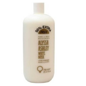 Alyssa Ashley White Musk 750ml