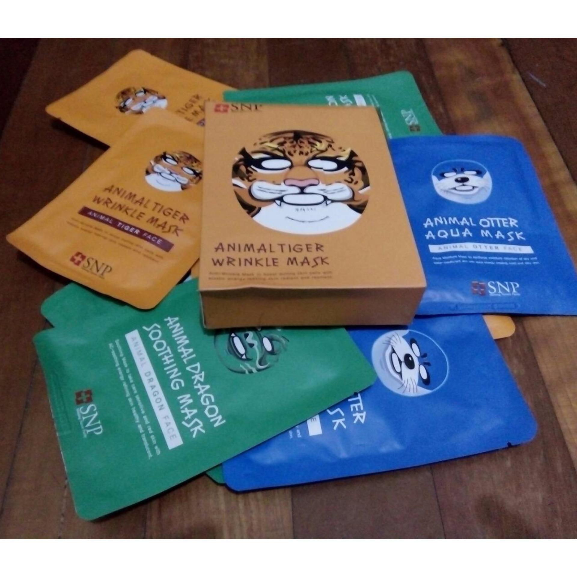 Indonesia Anggaran Terbaik Animal Mask Masker Binatang Harga Snp Face