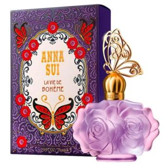 Anna Sui La Vie De Boheme with cap For Women EDT 75ml Tester