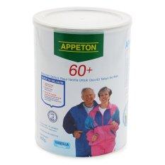 Appeton 60 Plus Vanilla - 900 gr