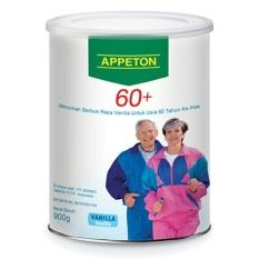 Appeton adult vanila 60+ 900gram