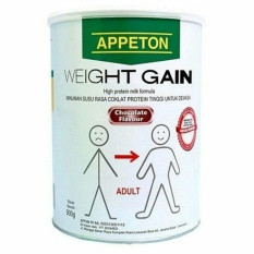 Appeton weight gain adult chocolate 900gram