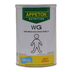 Appeton Weight Gain Adult Vanilla - 450 gr