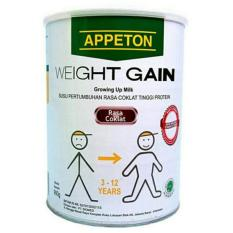 Appeton weight gain child Meningkatkan Nafsu Makan - 900gr