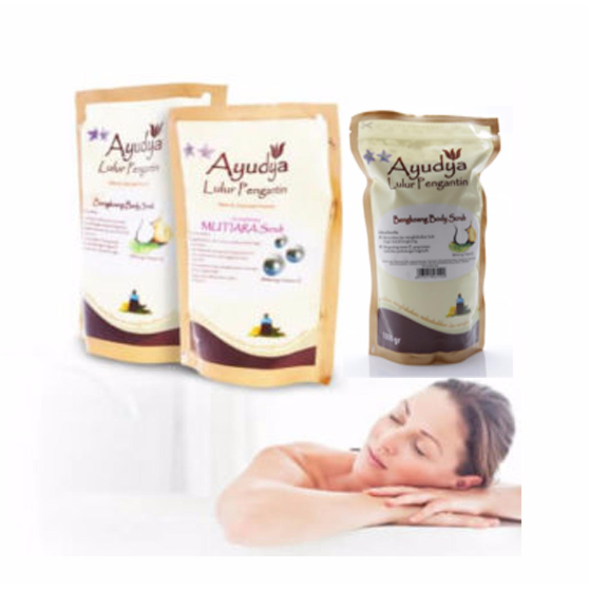 Ayudya Lulur Pengantin Herbal Spa Refill 300 Gr Daftar Harga Mas Sinangling Rm 25 300gr 1pcs Kemasan Reffil