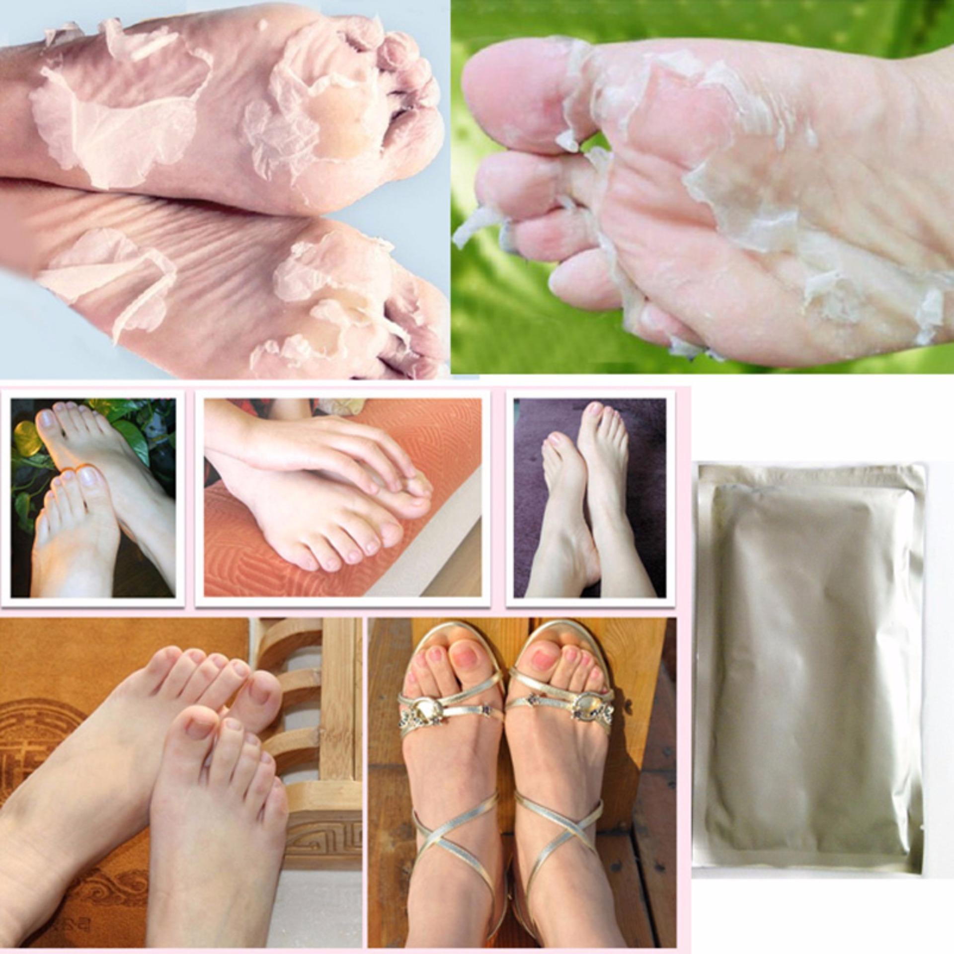 Baby Foot Peeling Mask Masker Kaki Daftar Harga Terbaik Terkini Muby Original Jamin Ngelupas Ngelopek 1 Pabrik Sama Hanaka Korea Kaos Gelpenghalus