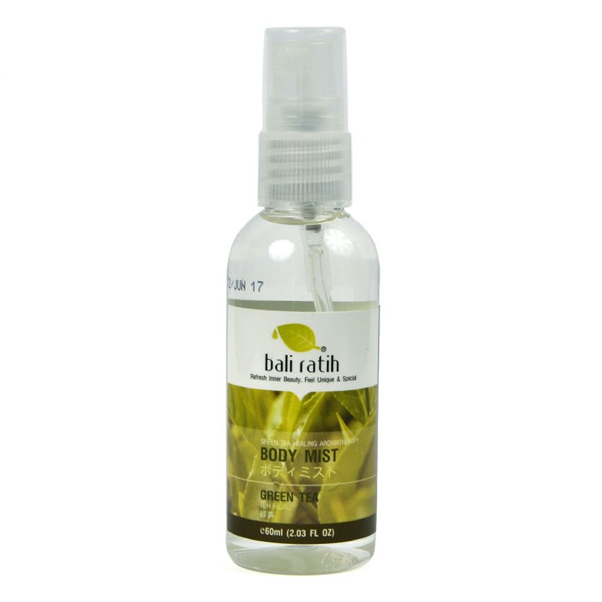 Bali Ratih - Body Mist Green Tea - 60ml