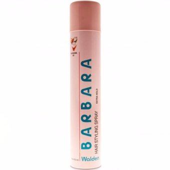 Harga Barbara Walden Hairspray 450 ml pink Murah