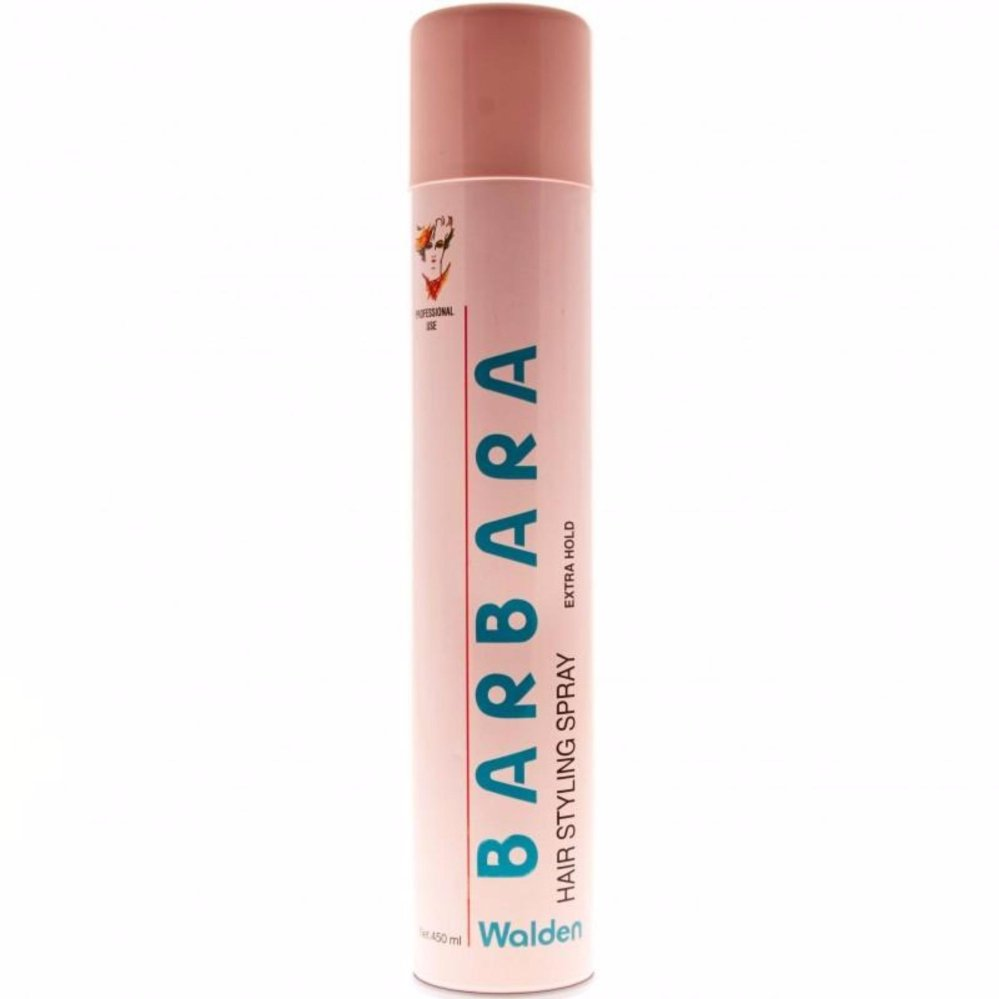 Barbara Walden Hairspray 450 ml pink