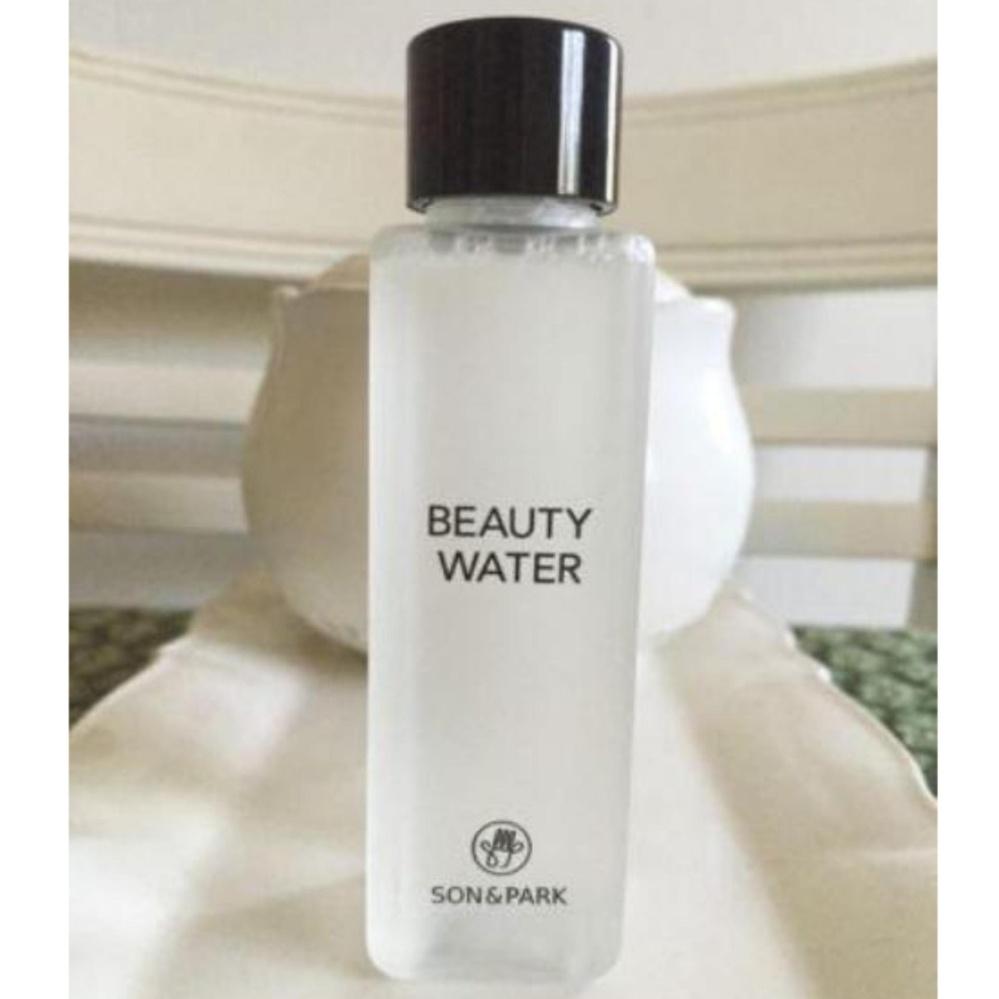 Flash Sale Beauty Water Sonpark 60ml Toner Wajah Bandingkan Toko