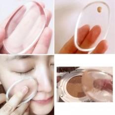 Berkah Jaya - Silikon / Silicon Sponge / Silisponge Makeup Sponge Powder Puffs Silicone Makeup Puffs Transparan