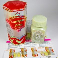 Best Seller Original - Obat Penambah Berat Badan Samyunwan / Samyun Wan / Ampuh Original Paling laris