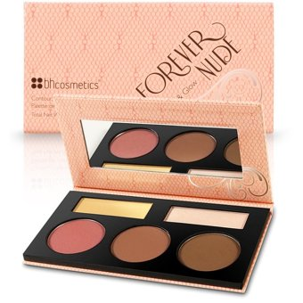 BH Cosmetics Forever Nude Sculpt & Glow Contouring Kits - Light / Medium