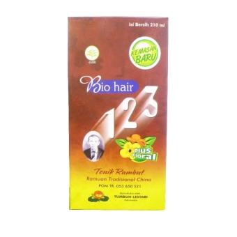 Harga Bio Hair 123 Tonic Rambut Plus Floral – 210ml Murah