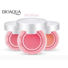 Bioaqua Blush On Cushion Smooth Muscle Flawless No 03
