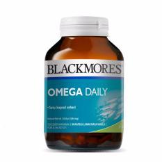Blackmores Omega Daily - 90 Kapsul (BPOM Kalbe)