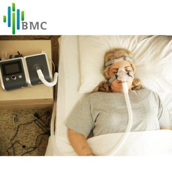 BMC GII CPAP Device Portable Quiet Respirator With Nasal MaskHumidifier Filter Plastic Hose Bag The Best Sleep Snoring Solution- intl