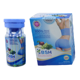 Body Slim Herbal Kapsul New Pack