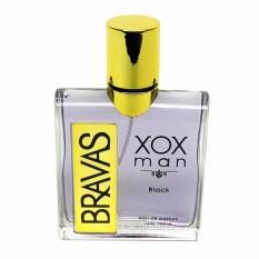 Rp 36 000 BRAVAS Eau De Parfum XX CT 670187 XOX Man 100 ml Perfume Cologne