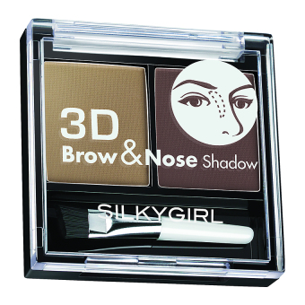 Brow & Nose Shadow 01 Dark Brown