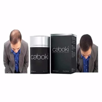 Harga CABOKI HAIR BUILDING FIBERS (ORIGINAL 100%) Murah