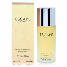 Calvin Klein Escape For Men EDT 100ml Tester
