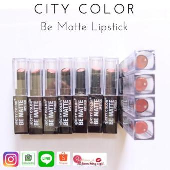 CITY COLOR BE MATTE LIPSTICK
