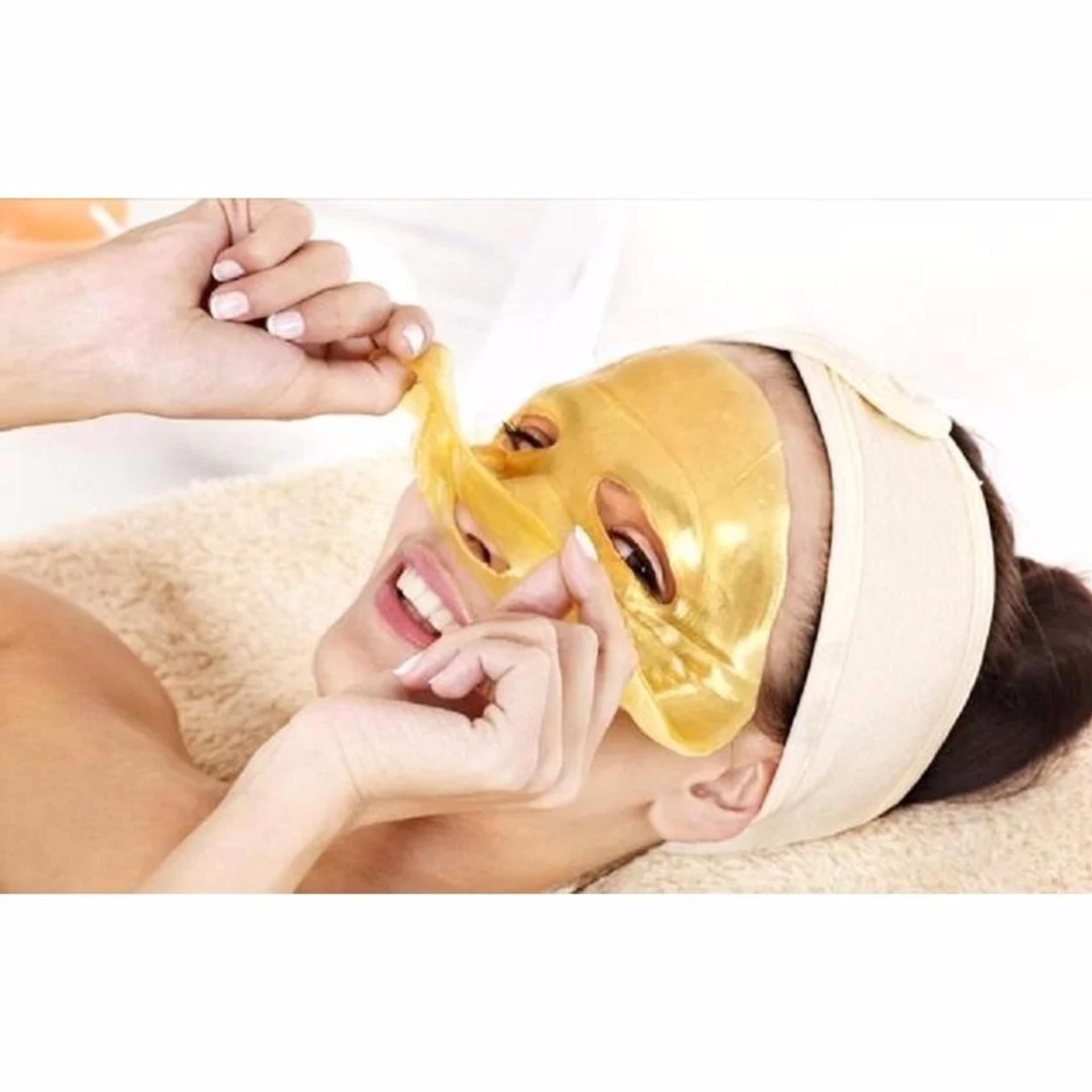 Black Collagen Crystal Facial Mask Isi 3 Buah Daftar Harga Terbaru Masker Topeng Gold Bio 1